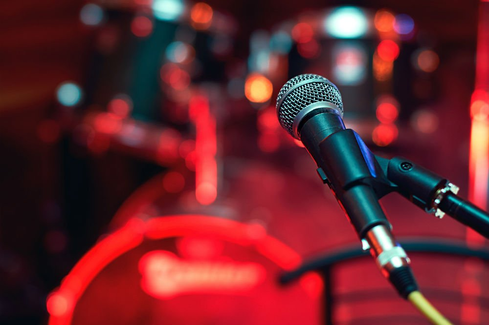 Recording Microphone Brands