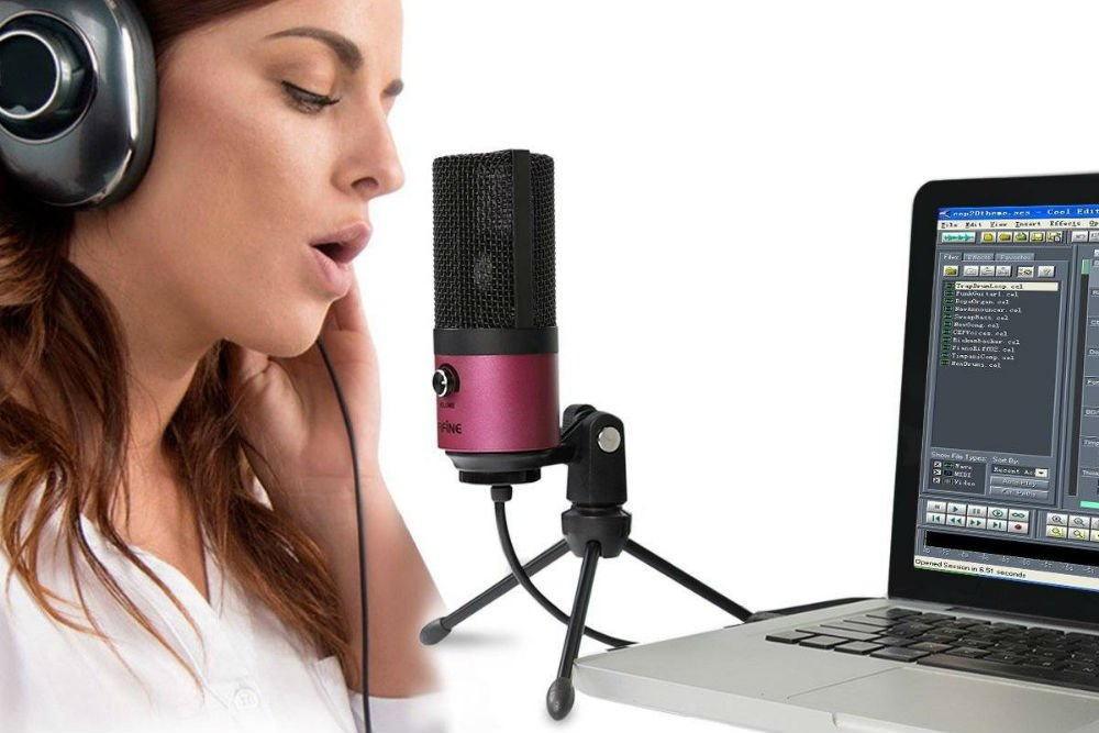 Best Recording Microphone For PCs: Your Options